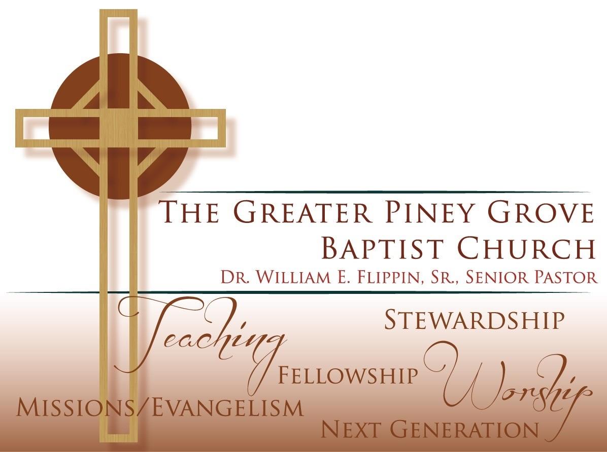 Greater Piney Grove Baptist Church logo